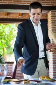 Gredos Eventos curso cocina Sergio Fernandez TVE1 01